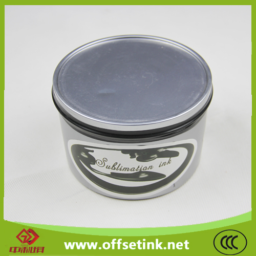 multicolorf of sublimation offset ink  made in china