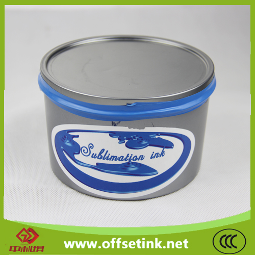 Most popular Sublimation Fabric Printing Inks