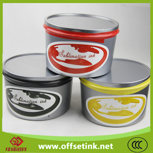 Solvent Silk Screen Transfer Printing Ink (ZHO