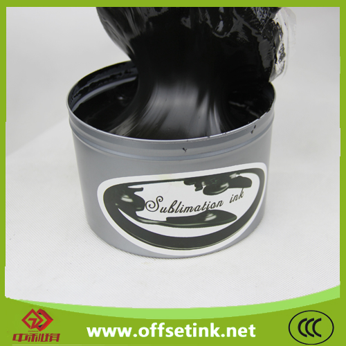 Gravure sublimation ink for heat transfer_Zhongliqi