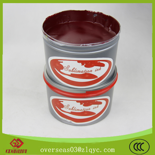 Most popular sublimation inks for gravure press